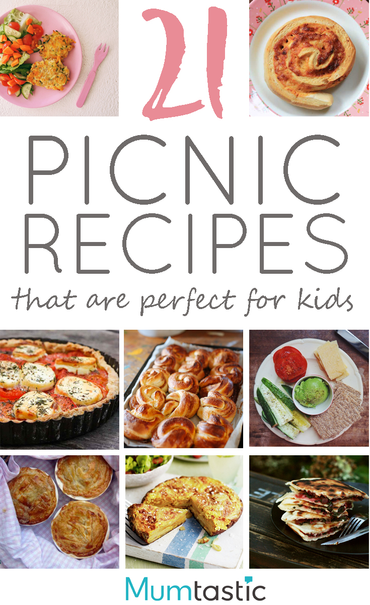 21 Picnic Recieps That Are Perfect for Kids