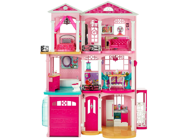 Gifts for the Kids Who Love Dolls and All the Fun That Comes with Them on @ItsMomtastic | Holiday Gift Guide featuring Barbie® Dreamhouse®