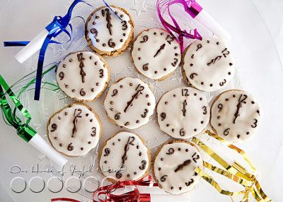 Fun NYE recipes the kids can make