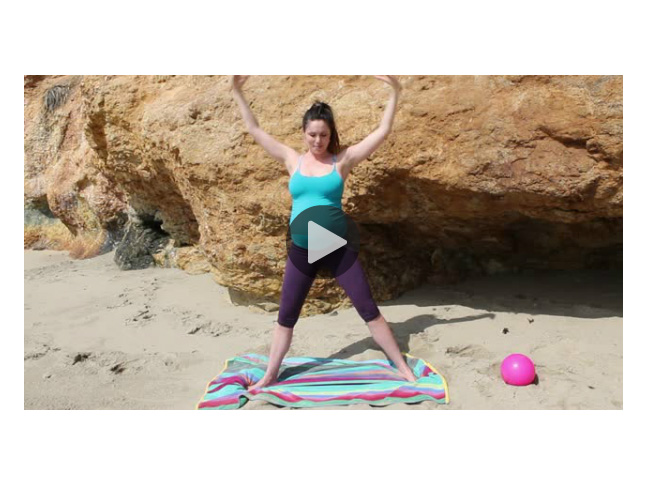 Pregnancy Workouts: Videos of Amazing Prenatal Exercise Routines