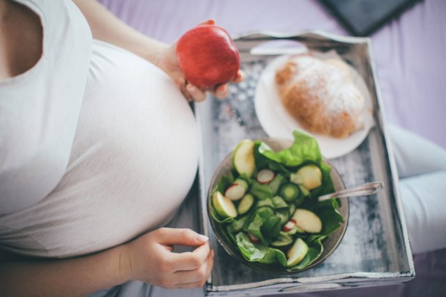 How to Deal with Low Iron in Pregnancy
