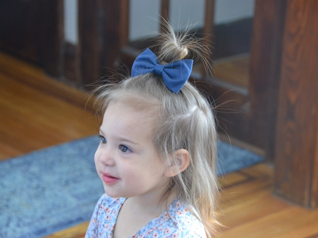 5 Quick Amp Easy Hairstyles For Toddler Girls