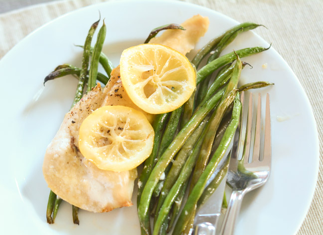 one-pan-lemon-chicken