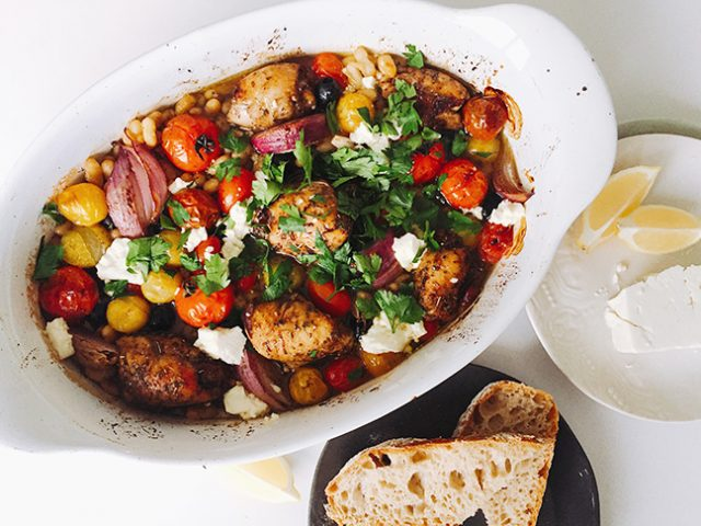 one-pan-mediterranean-chicken-bake-e