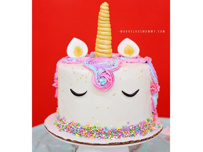 How To Throw A Unicorn Birthday Party