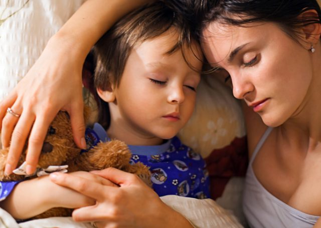 I Still Lie With My Six-Year-Old To Get Him To Sleep (and I'm Perfectly Okay With It)