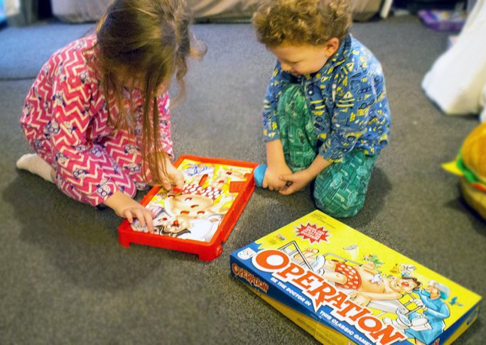 It's SO GREAT When Kids Can Play Board Games