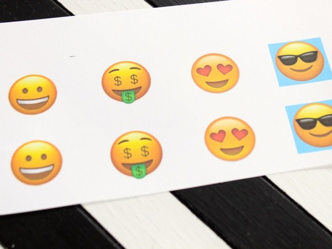 emoji-faces-on-white-paper