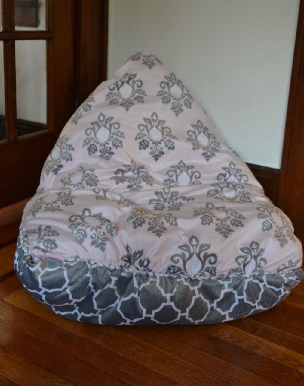 Diy No Sew Bean Bag Chair For Kids