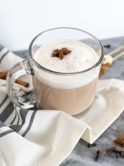 How to Make a Better-Than-Starbucks Chai Latte