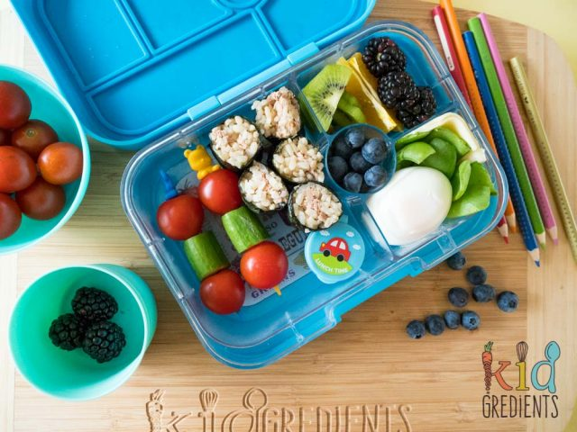 How To Pack A Healthy Bento Lunchbox