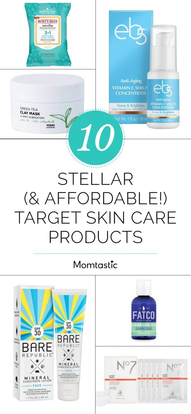 10 Stellar (& Affordable!) Skin Care Products To Pick Up At Target
