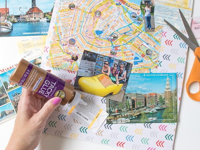 Preserve your Holiday with a DIY Travel Collage