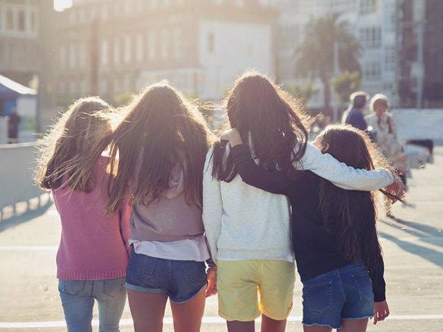 """Dear Kids, Here are 7 """"Rules"""" For Finding Good Friends"""