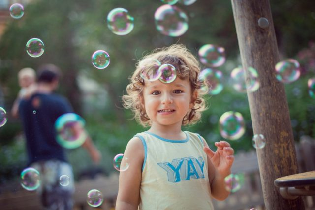 Six Thoughts You'll Have During Your First Summer With A Toddler