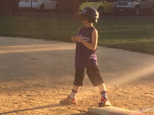 How I Became a Better Sports Parent