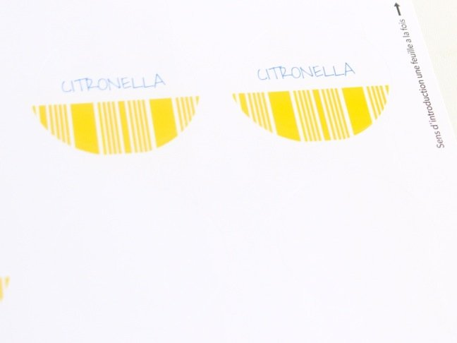 citronella-avery-labels