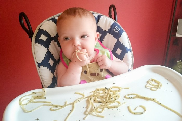 7 Reasons To Try Baby Led Weaning With Your Baby