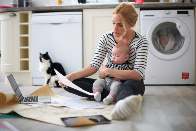 Five Ways You Can Support A New Working Mom