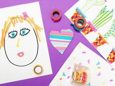 3 Fun Ways to Enjoy Mess Free Art