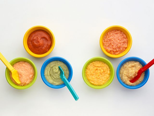 Try These DIY Baby Food Combinations For A Balanced Diet And Happy Taste Buds