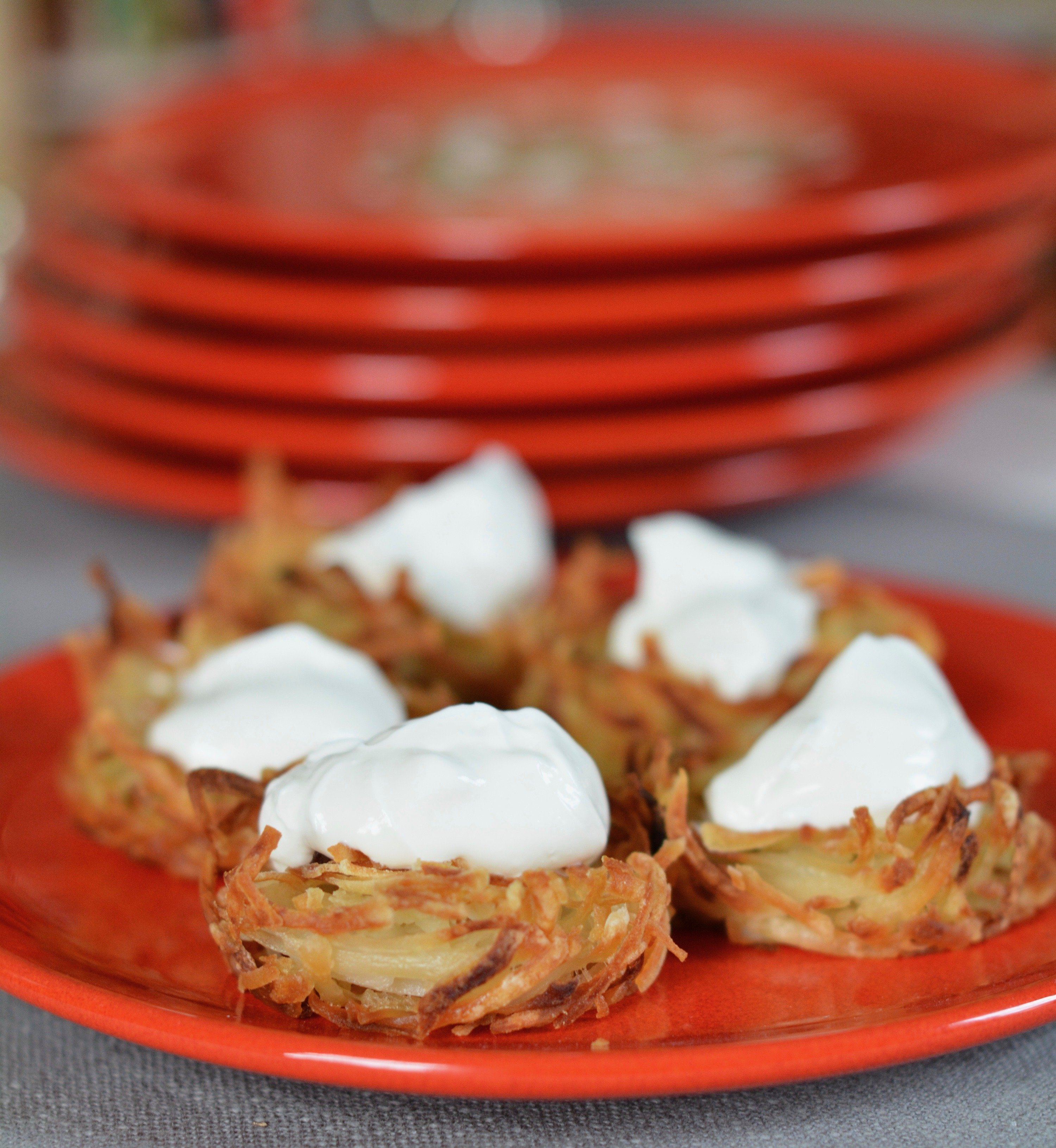 Baked Hashbrown Cups