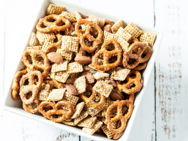 8 Easy Snack Mix Recipes to Win the Super Bowl