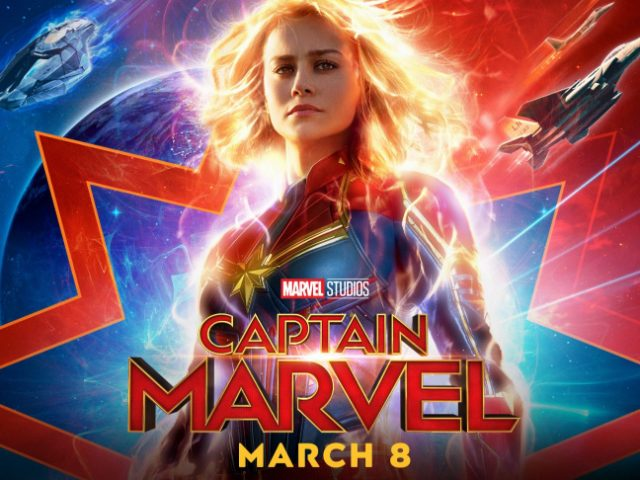 Captain Marvel Weekend Numbers Surpass $455 Million