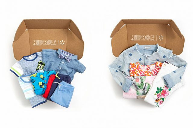 Walmart Launches Its First Clothing Subscription With Kidbox