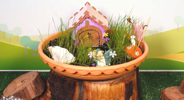 Keep The Kids Entertained These Winter School Holidays By Growing Their Own Indoor Fairy Gardens