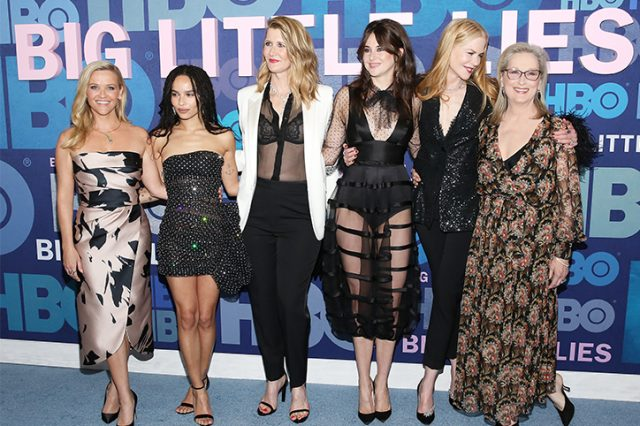 If the Moms of Big Little Lies Were Your Girl Gang…