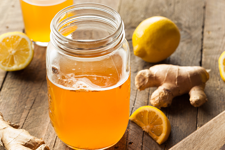 The Health Benefits of Drinking Kombucha Tea