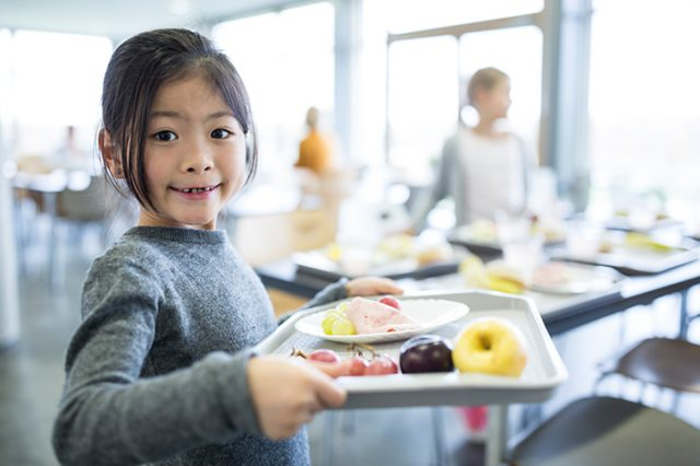 3 Reasons I'm Happy My Kid Buys The School Lunch