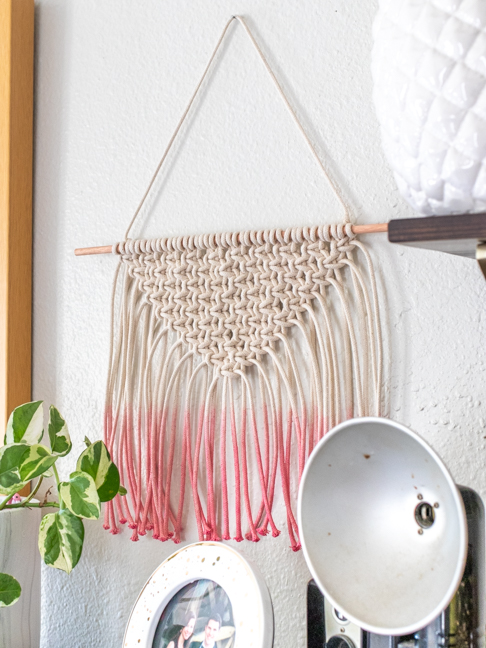 Diy Your Own Macrame Wall Hanging For A Touch Of Boho Chic