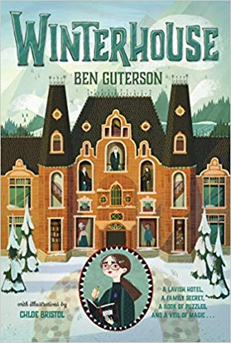 The Best Books to Pick Up This Holiday Season by @letmestart for @itsMomtastic featuring WINTERHOUSE