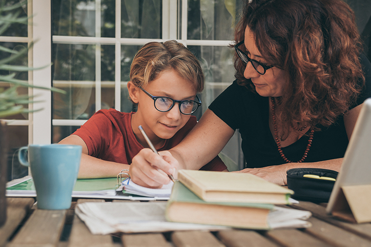 We Tried Hybrid Homeschooling And Here's What Happened