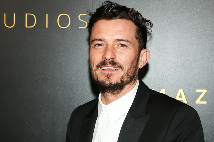 Orlando Bloom's Tattoo Misspelled His Son's Name – But It's All Good Because He Fixed It