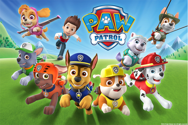 It's Official – A PAW Patrol Movie Is Coming To a Theater Near You!