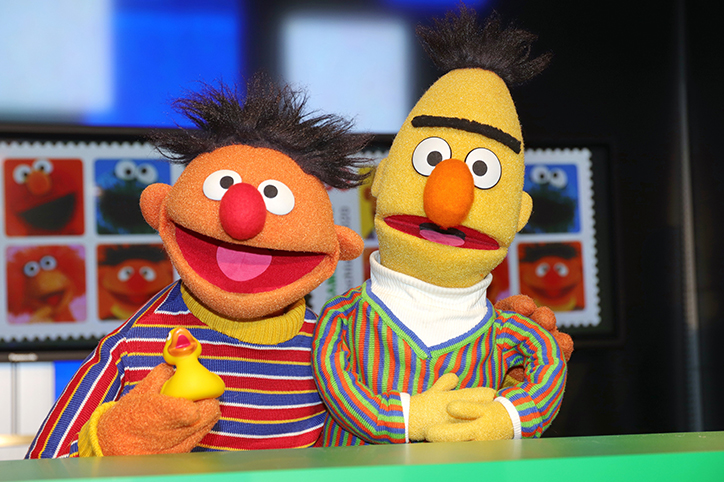 Sesame Street Is Now Offering 110 Completely Free eBooks