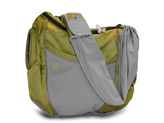 Daddy Diaper Slide Bag By Daddy & Co
