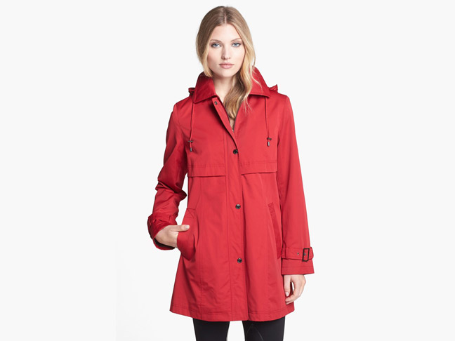 10 Stylish Raincoats Under $100 for Mom