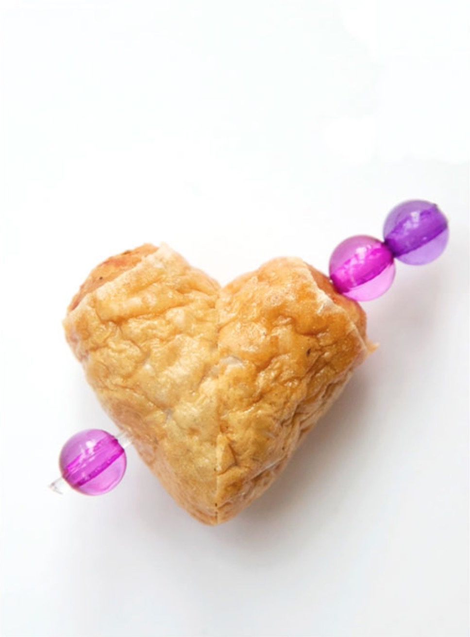 Cupid's Cocktail Sausage Heart