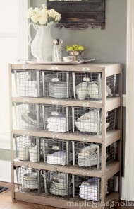 Upgrade Your Dining Storage