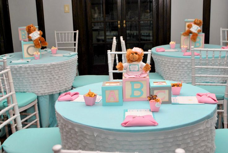 Easy to make baby shower centerpieces momtastic