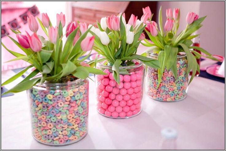 101 Easy To Make Baby Shower Centerpieces