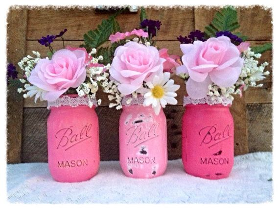 for baby girl baby shower centerpieces pictures to pin on pinterest