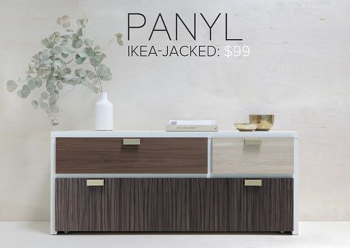 Credenza From Ikea : Ikea credenza cheap wood with furniture home idea