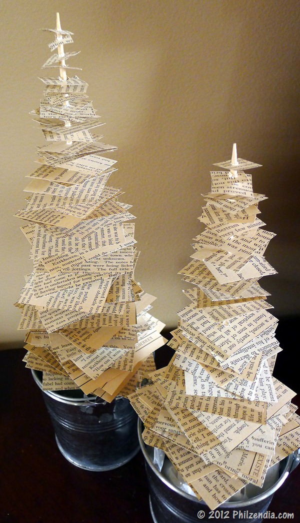 Paper Table Trees