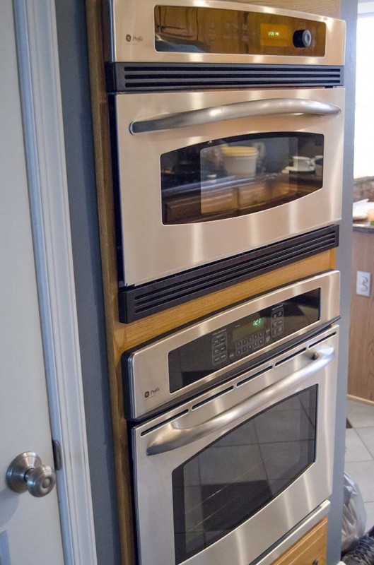 Use Baby Oil to Make Appliances Shiny