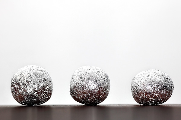 Replace Dryer Sheets With Aluminum Foil Balls
